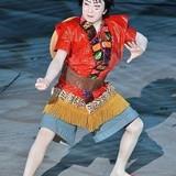 猿之助がルフィ&ハンコック&シャンクスに変身!歌舞伎版「ワンピース」場面写真