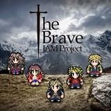 JAM Projectの66thシングル「The Brave」ジャケット写真公開