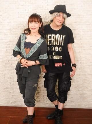 「angela」atsuko&KATSUが語る、今の原動力
