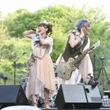 5月21日、河口湖ステラシアターで行われたライブにて