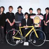 「弱虫ペダル NEW GENERATON」に新1年生役で下野紘、羽多野渉が出演決定!