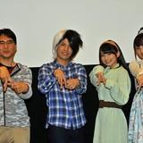TVアニメ「AKIBA'S TRIP」各話ごとのED主題歌をi☆Ris、イヤホンズほか10組のアーティストが熱唱