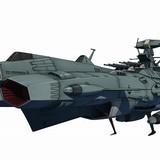 「アンドロメダ」メカ設定:地球政府の新政策に基づいて建造された新鋭艦。二連装の波動砲を始め、その装備・性能はヤマトを大きくしのいでいる。戦後のわずかな期間で建造されたにしては、異様と言えるほど完成度が高く、その出自に関してはまだ不明な点が多い。