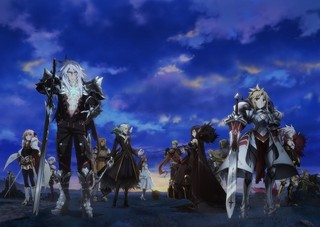 「Fate/Apocrypha」キービジュアル