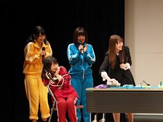 マウスプロモーションの人気声優が集結! 「まついがプロデュース」DVD発売記念イベントでメリークリスマス!!