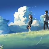 「雲のむこう、約束の場所」