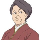 織部千登勢(CV:伊沢磨紀)