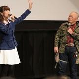 新宿バルト9開業10周年「ガルパン」一挙上映会に渕上舞と杉山P登壇「最終章の制作は順調」