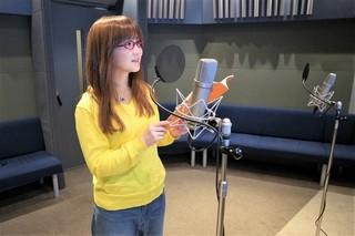 奥華子、オープニング主題歌担当のテレビアニメ「セイレン」で声優初挑戦!