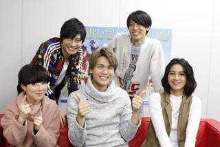 TVアニメ「ラブ米」主題歌で、お米の擬人化キャラが米米CLUBの名曲「浪漫飛行」カバー