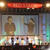 「劇場版 魔法科高校の劣等生」AnimeJapanイベントに日笠陽子がシークレットゲストで登場