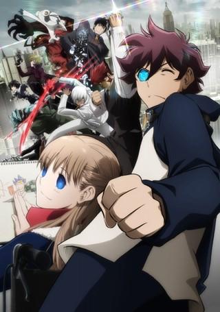「血界戦線 & BEYOND」10月7日放送開始!主題歌はユニゾン、DAOKO×岡村靖幸