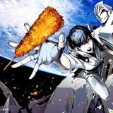 串カツの衣が宇宙を舞う?SFギャグ漫画「宇宙戦艦ティラミス」テレビアニメ化決定