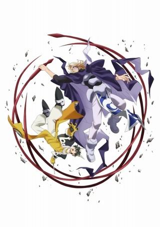TVアニメ「封神演義」18年1月放送開始 古川慎、中村悠一、KENNらが出演決定!