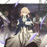 京アニ最新作「ヴァイオレット・エヴァーガーデン」第3弾PVや追加キャストなど公開