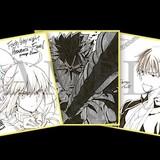 「Fate/stay night [HF]」来場者特典第3弾はufotable描き下ろしイラストミニ色紙