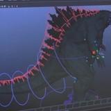 「GODZILLA 怪獣惑星」制作現場にNHKのカメラが密着 アニメ版ゴジラの狙いとは?