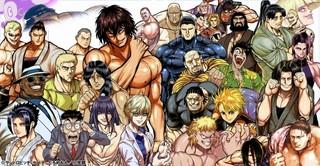 謎の闘技者とサラリーマンが闇の格闘試合に挑む「ケンガンアシュラ」アニメ化決定