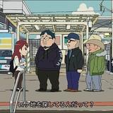 福生市のPRアニメに樋口真嗣監督らが本人役で出演 「シン・ゴジラ」ロケ地など散策