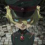 「幼女戦記」キービジュアル
