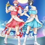TVアニメ「魔法少女 俺」変身前キャストは大橋彩香と三澤紗千香 変身後のビジュアルも公開