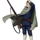 大塚芳忠、津田健次郎、細谷佳正が「ゴールデンカムイ」陸軍第七師団の兵士に