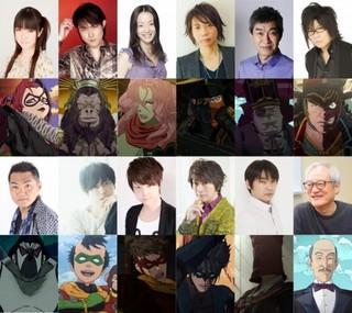 「ニンジャバットマン」に梶裕貴、子安武人、大塚芳忠ら豪華キャスト集結 6月15日公開決定