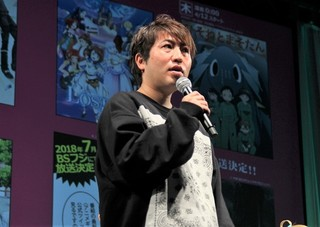 たつき監督&福原慶匡プロデューサー、「ケムリクサ」制作状況明かす「1話をなかったことに」