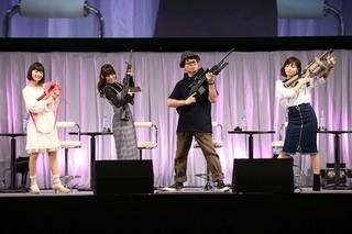 主演・楠木ともりは「AnimeJapan」初参加