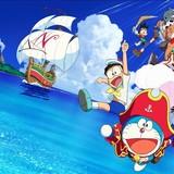 【週末アニメ映画ランキング】「映画ドラえもん のび太の宝島」シリーズ史上最高動員数を突破・更新