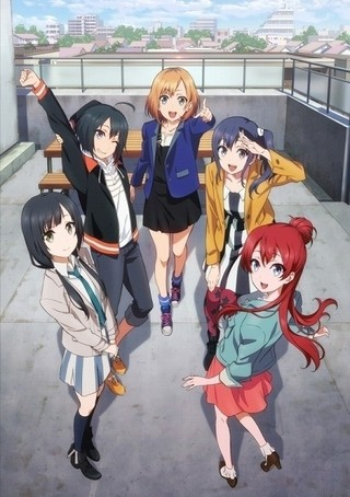 「SHIROBAKO」劇場アニメ化が決定 水島努監督&P.A.WORKSら主要スタッフ続投