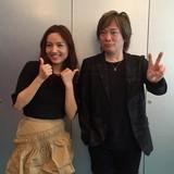 松澤由美20周年記念アルバムで、「聖闘士星矢」主題歌アーティストの影山ヒロノブ&NoBとデュエット