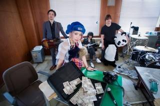 P.A.WORKS最新作「天狼」OP主題歌を「岸田教団&THE明星ロケッツ」が担当