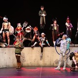 舞台「十二大戦」東京公演、開幕 北村諒ら主要キャストが闘志燃やす