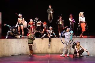 西尾維新×中村光「十二大戦」舞台版が開幕