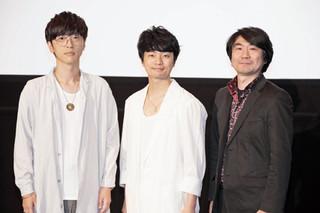 福山潤&櫻井孝宏、劇場版「コードギアス」完結に感慨「強じんな作品になった」