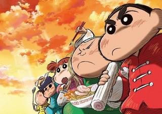 今春公開された「映画クレヨンしんちゃん 爆盛!カンフーボーイズ ~拉麺大乱~」