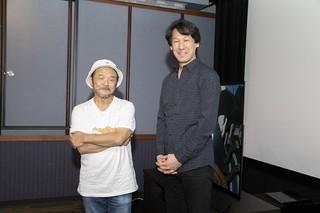 押井守監督とキュー・テック今塚誠氏