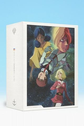 「機動戦士ガンダム」Blu-ray Box、バンダイナムコアーツより発売中
