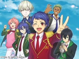 「キンプリ」ゲームで新作「Shiny Seven Stars」につながる物語を配信 菱田正和監督が監修