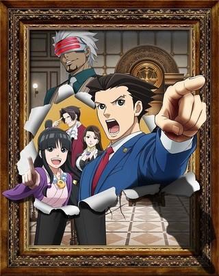 「逆転裁判」シーズン2が10月6日放送開始 原作ディレクターの巧舟氏が監修、ゴドー役に平田広明
