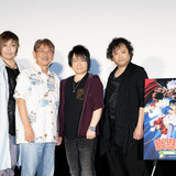 「幽☆遊☆白書」声優4人が再結集 25年間変わらぬ絆、新作アニメの裏側を明かす