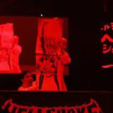 「アニサマ2018」ヘルシェイク矢野&上坂すみれが会場を「ポプテピ」ワールドに 大トリは「JAM Project」