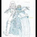 未公開カットを追加収録した「ルパン三世 PART4」電子書籍版原画集が発売
