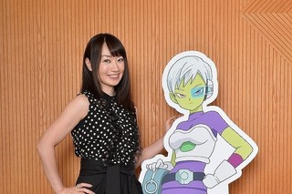 「ドラゴンボール超」水樹奈々と杉田智和が映画オリジナルキャラで出演