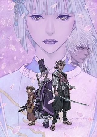 「薄墨桜」入場者プレゼントはアニメ「牙狼」3作品がクロスオーバーするドラマCD