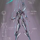 「ANEMONE エウレカセブン」河森正治によるシリーズ最大メカ・ニルヴァーシュXのデザイン公開