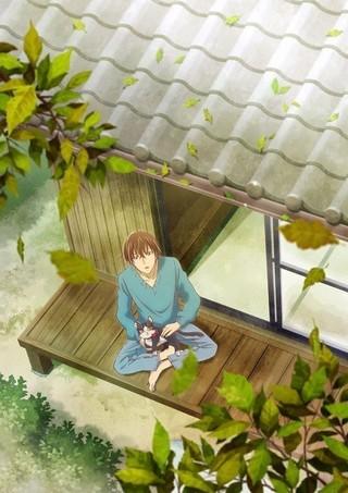 「同居人はひざ、時々、頭のうえ。」小野賢章、山崎はるか出演 ひとりと1匹の視点から描くPVも公開