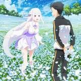 「Re:ゼロから始める異世界生活 Memory Snow」キービジュアル