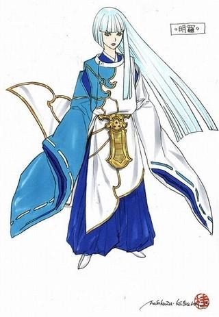 桂正和氏が描いた「明羅」デザイン